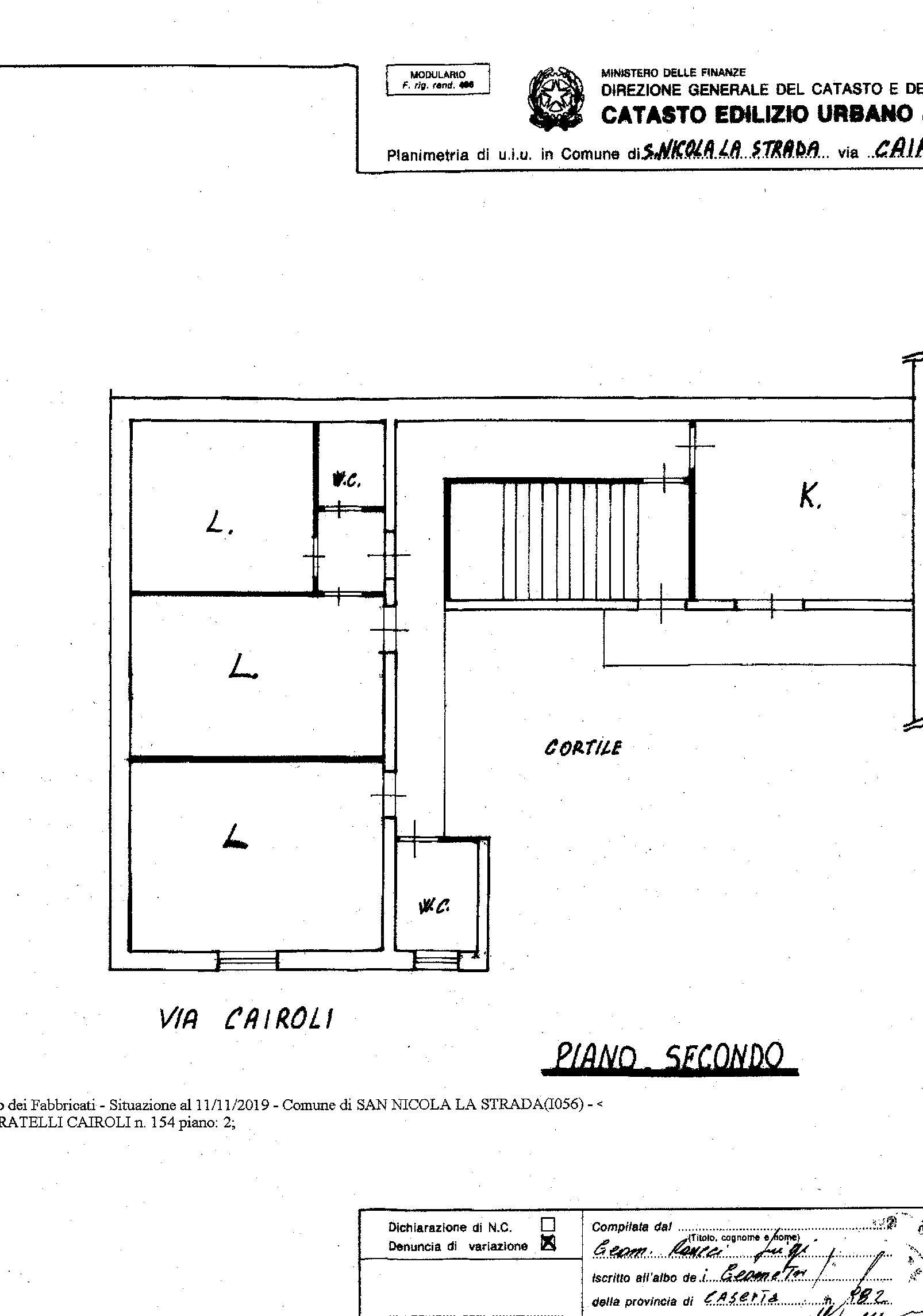 APPARTAMENTO SECONDO PIANO CON RENDITA | Agenzia Immobiliare